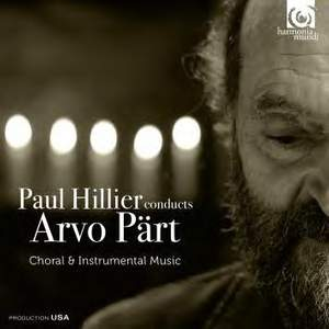 Paul Hillier conducts Arvo Pärt