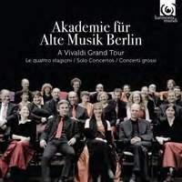 Akademie für Alte Musik Berlin: A Vivaldi Grand Tour