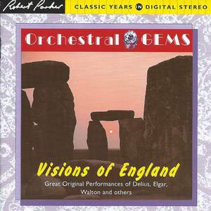 Orchestral Gems: Visions of England Product Image