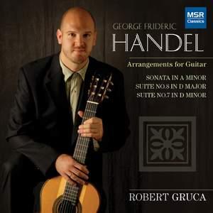 Handel: Arrangements for Guitar