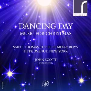 Dancing Day: Music for Christmas Product Image