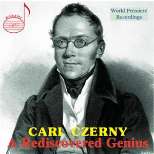Czerny: World Premieres of Chamber Music, Lieder + more (Carl Czerny Music Festival, Edmonton, 2002)