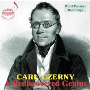 Czerny: World Premieres of Chamber Music, Lieder + more (Carl Czerny Music Festival, Edmonton, 2002)
