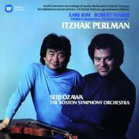 Kim & Starer: Violin Concertos