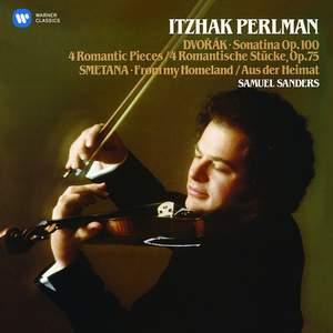 Dvorak: Sonatina, 4 Romantic Pieces & Smetana: From My Homeland