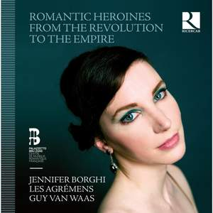 Romantic Heroines from the Revolution to the Empire