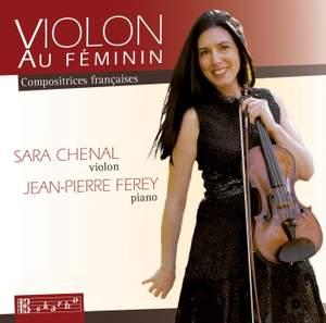Violon au féminin: Compositrices françaises Product Image