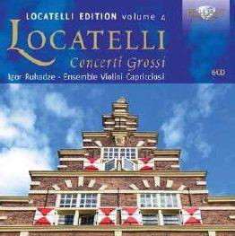 Locatelli Edition Volume 4: Complete Concerti Grossi