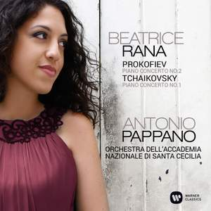 Prokofiev & Tchaikovsky: Piano Concertos