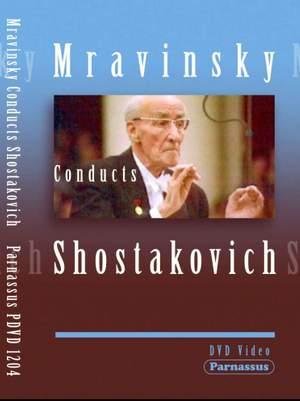 Yevgeni Mravinsky Conducts Shostakovich