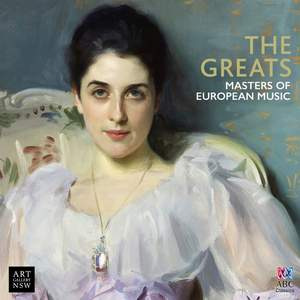 The Greats – Masters of European Music Product Image