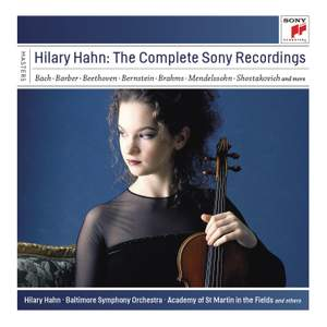 Hilary Hahn: The Complete Sony Recordings