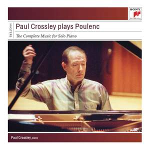Paul Crossley plays Poulenc