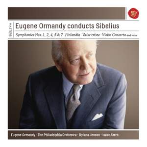 Eugene Ormandy conducts Sibelius Product Image