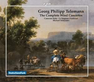 Telemann: The Complete Wind Concertos