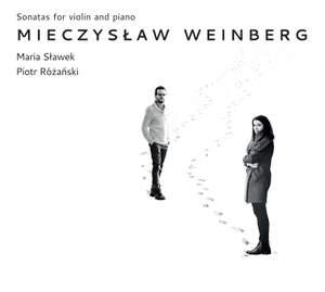 Weinberg: Sonatas for violin and piano