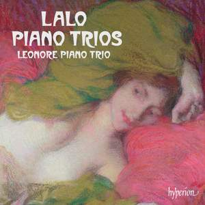 Lalo: Complete Piano Trios (Nos 1, 2 & 3) Product Image