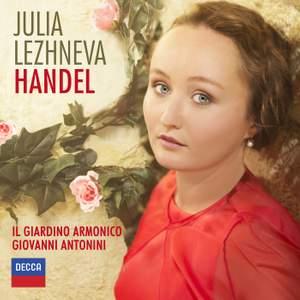 Julia Lezhneva: Handel