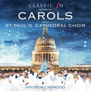 Carols With St Paul's Cathedral Choir Product Image