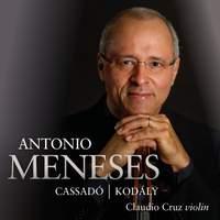 Antonio Meneses plays Cassado & Kodály