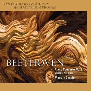 Beethoven: Piano Concerto No. 3 & Mass in C Major Product Image