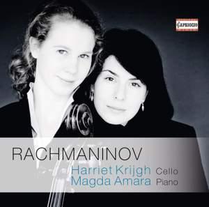 Harriet Krijgh & Magda Amara play Rachmaninov