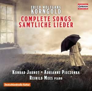 Korngold: Complete Songs (Sämtliche Lieder)