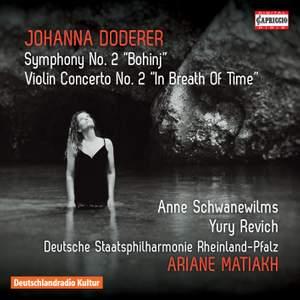 Doderer: Symphony No. 2 & Violin Concerto No. 2