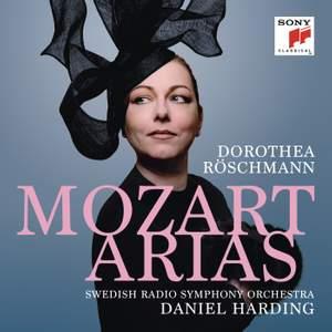 Dorothea Röschmann sings Mozart Arias