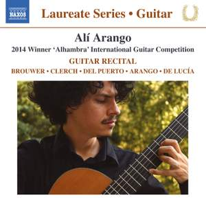 Guitar Recital: Ali Arango