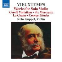 Vieuxtemps: Works for Solo Violin