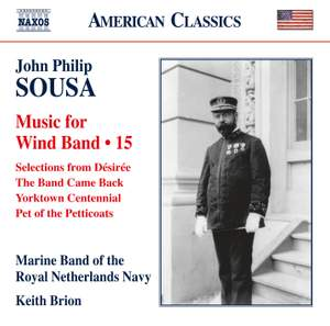 Sousa - Music for Wind Band Volume 15