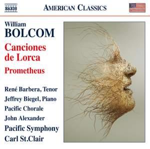 Bolcom: Canciones de Lorca & Prometheus (Live) Product Image