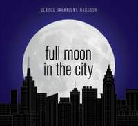 Full Moon in the City