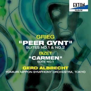 Peer Gynt & Carmen Suites