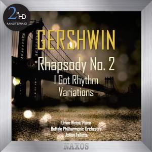 Gershwin: Rhapsody No. 2
