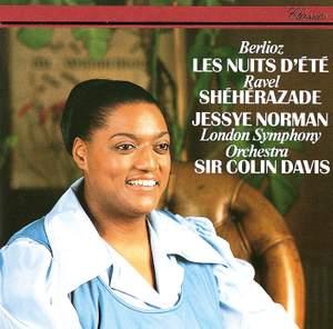 Berlioz: Les Nuits d'Ete & Ravel: Shéhérazade