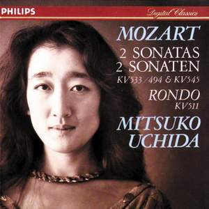 Mozart: Two Piano Sonatas