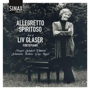 Allegretto Spiritoso - The Best of Liv Glaser
