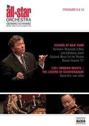 The All-Star Orchestra & Gerard Schwarz: Programmes 9 & 10