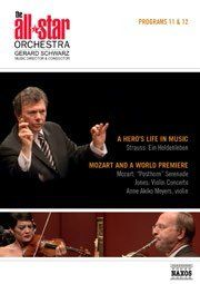 The All-Star Orchestra & Gerard Schwarz: Programmes 11 & 12