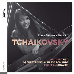 Tchaikovsky, Piano Concertos No. 1 & 2 Product Image