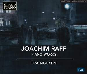 Raff: Piano Works Product Image