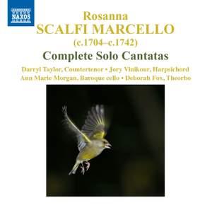 Scalfi Marcello: Complete Solo Cantatas Product Image