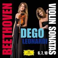 Beethoven: Violin Sonatas Nos. 6, 7 And 10