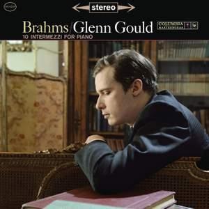 Brahms: 10 Intermezzi for Piano Product Image