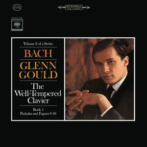 Bach: The Well-Tempered Clavier Book I, Preludes & Fugues Nos. 9-16