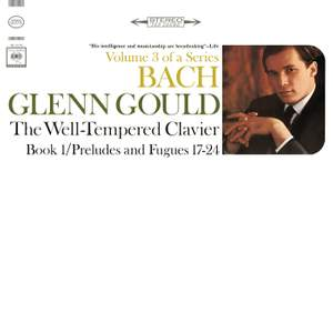 Bach: The Well-Tempered Clavier Book I, Preludes & Fugues Nos. 17-24