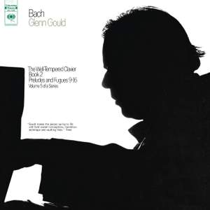 Bach: The Well-Tempered Clavier, Book II, Preludes & Fugues Nos. 9-16