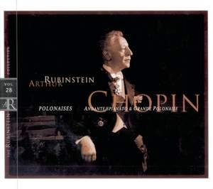 Rubinstein Collection, Vol. 28: Chopin: Polonaises